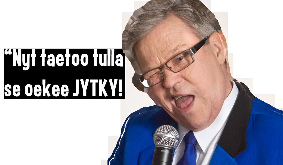 Taikuri Markku Purho